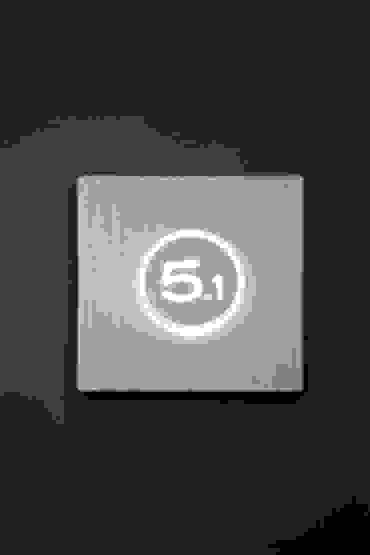 Lighted beacon de Font Barcelona