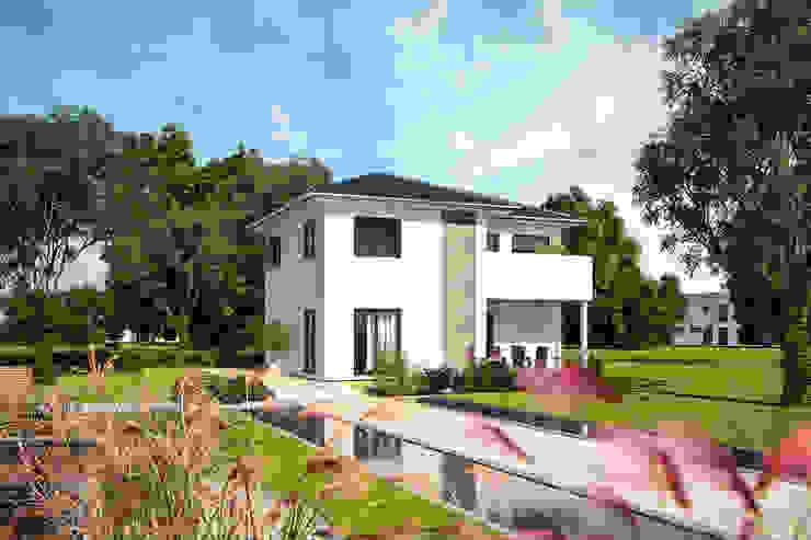 Modern houses by Hanlo Haus Modern