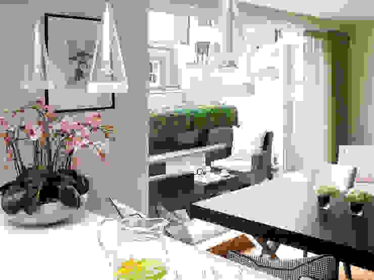 Varandas, marquises e terraços modernos por homify Moderno