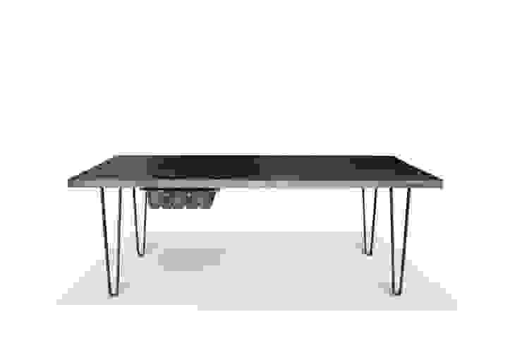 Schreibtisch Arbeitstisch von neuformat möbeldesign Rustikal