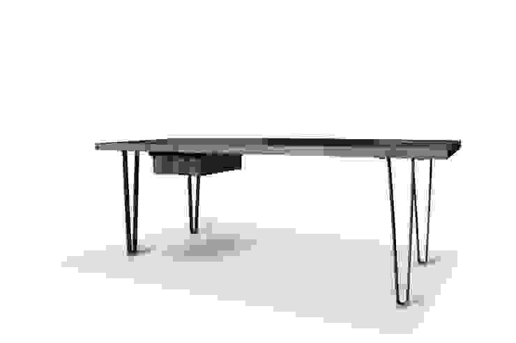 Schreibtisch Esstisch von neuformat möbeldesign Rustikal