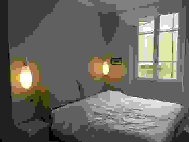 Dormitorios de estilo moderno de Alpestudio Moderno