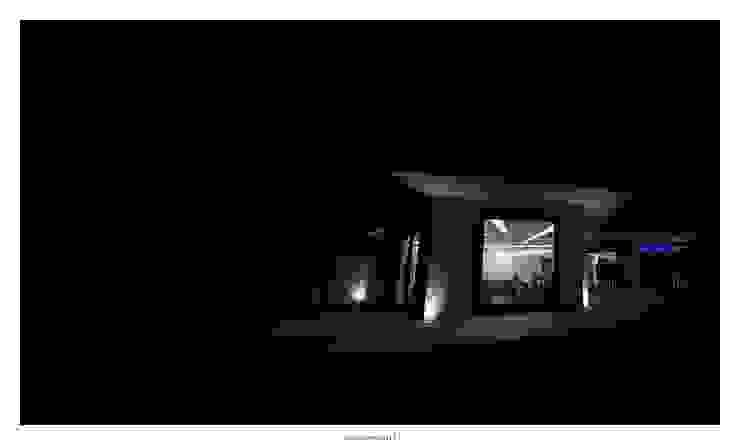 Crazy Horse di GINO SPERA ARCHITETTO Moderno