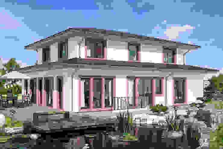 City 238: modern  von Bau mein Haus - eine Marke der Green Building Deutschland GmbH,Modern