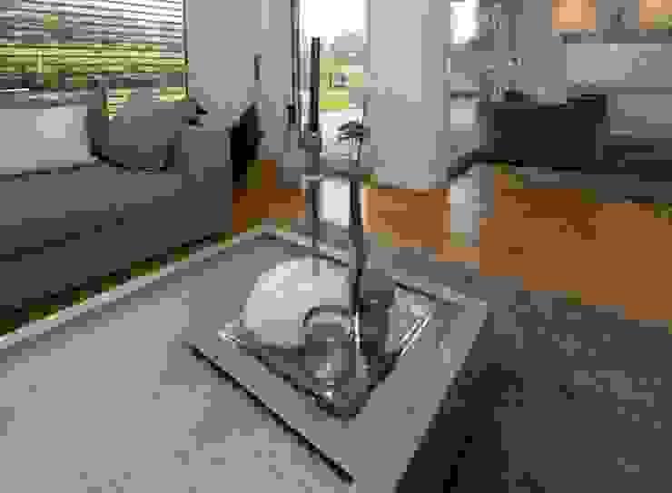 Wohnzimmer Luna Homestaging Moderne Wohnzimmer