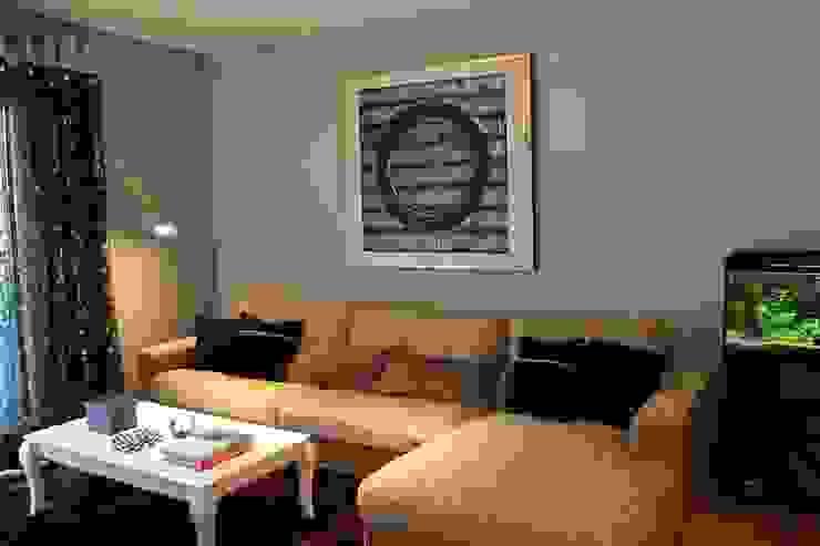 Paco Escrivá Muebles Moderne Wohnzimmer