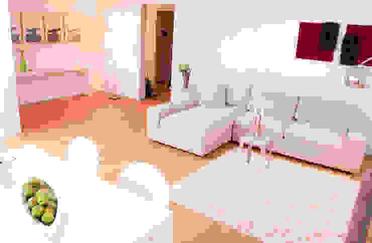 Leere Immobilie nach Home Staging von Luna Homestaging