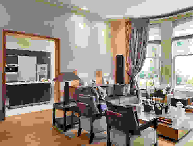 Luxury London apartment Modern kitchen by Kitchen Architecture Modern