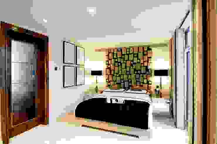 London NW8 Dormitorios de estilo moderno de kt-id Moderno