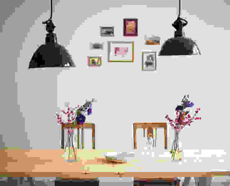 Tischplatte Stemke von homify Skandinavisch Massivholz Mehrfarbig