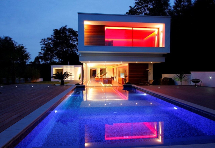 modern  von Tanby Swimming Pools, Modern