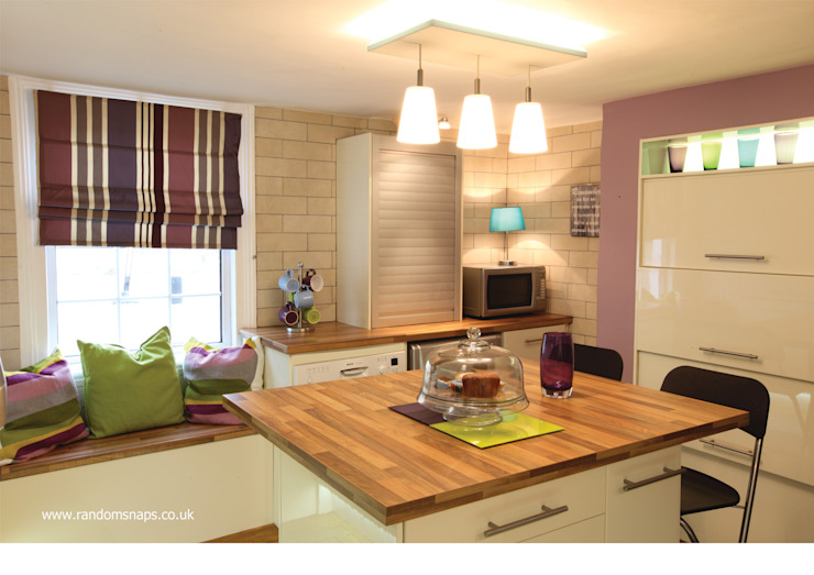 NEW KITCHEN IN A SMALL SPACE Modern kitchen by 2A Design Modern