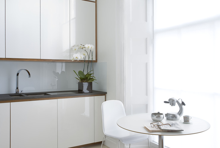 North London Moderne keukens van LEIVARS Modern