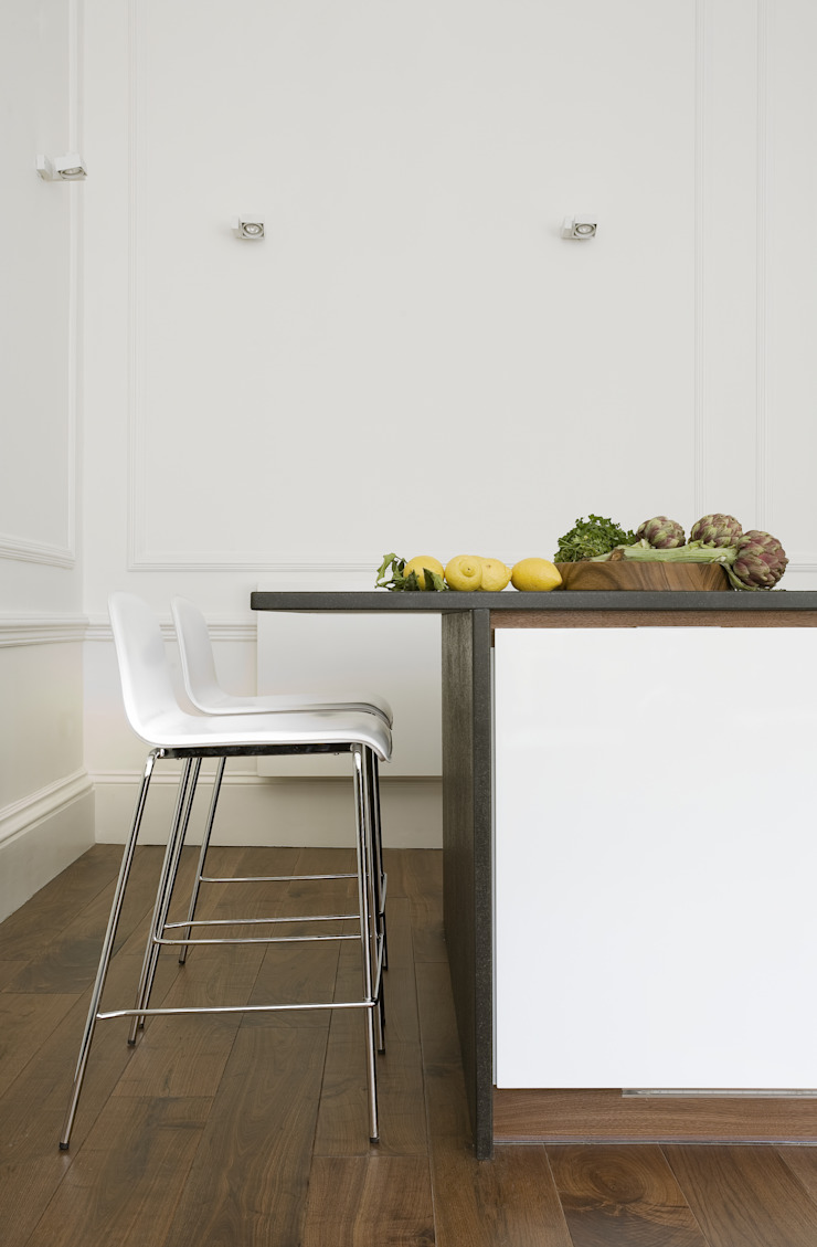 Westminster Modern kitchen by LEIVARS Modern