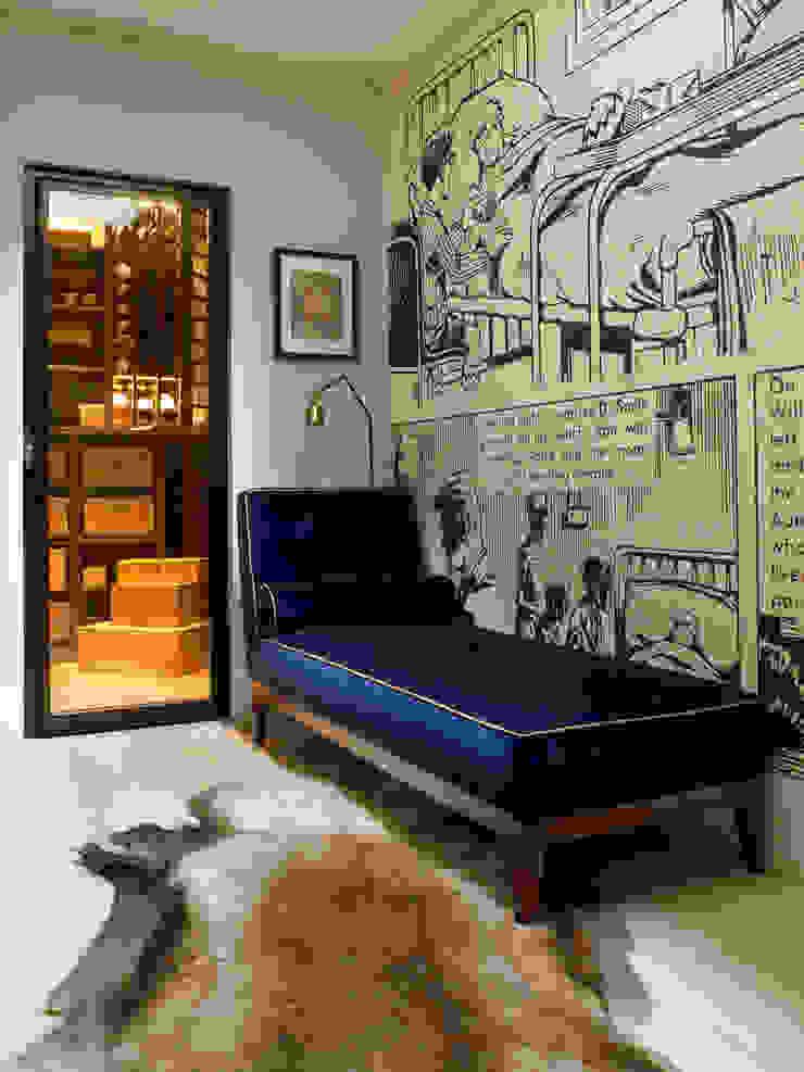 Wimbledon Salas de estar modernas por LEIVARS Moderno