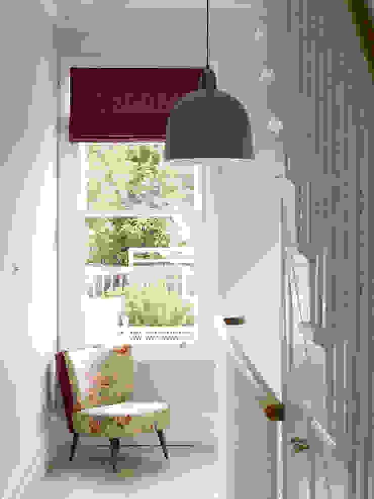 Wimbledon Corredores, halls e escadas modernos por LEIVARS Moderno