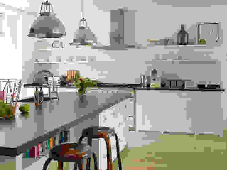 Wimbledon Cuisine moderne par LEIVARS Moderne