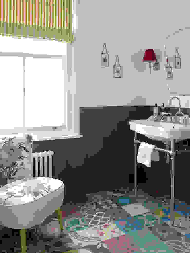 Wimbledon Banheiros modernos por LEIVARS Moderno