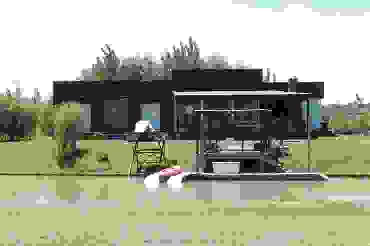 Casa en el Delta 2424 ARQUITECTURA Casas prefabricadas