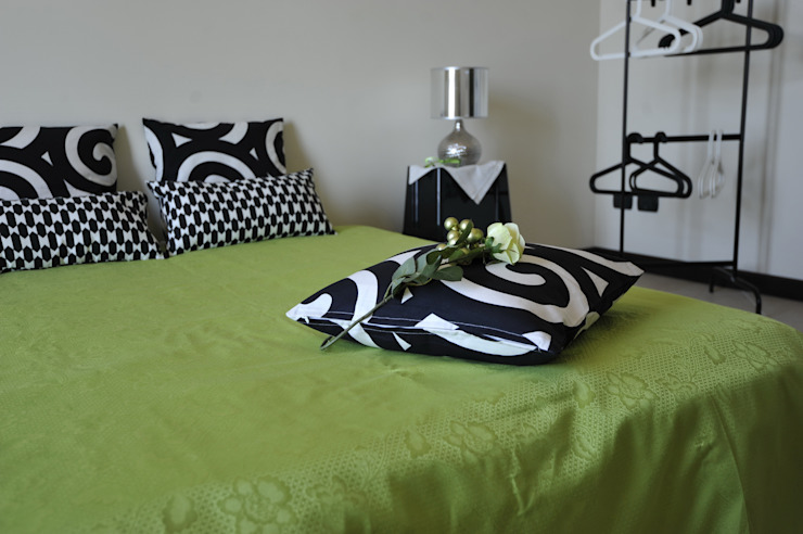 camera letto di Gabriella Sala Design Moderno