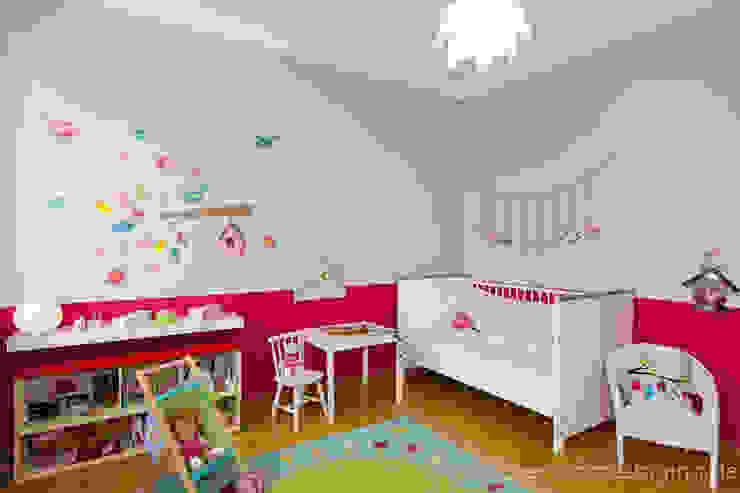 Redesign Kinderzimmer Ausgefallene Kinderzimmer von Münchner HOME STAGING Agentur Ausgefallen