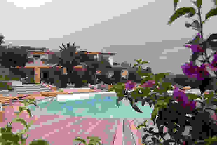 Villa in Sardinia Scultura & Design S.r.l. Pool