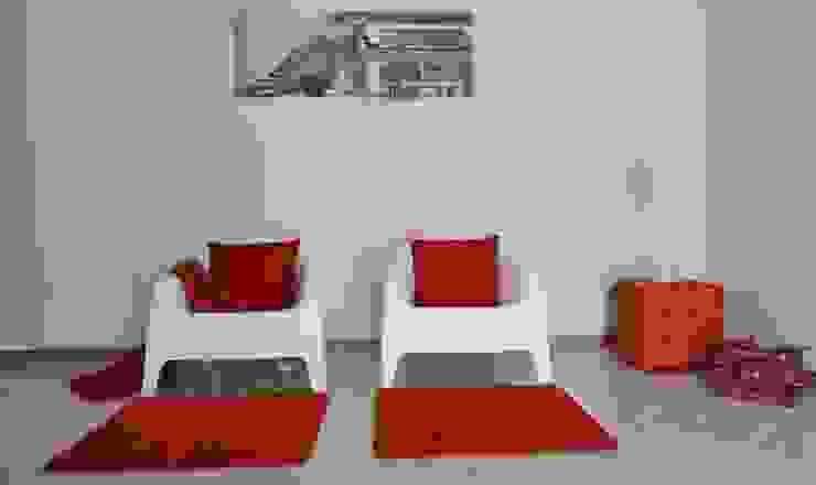soggiorno di Gabriella Sala Design Moderno