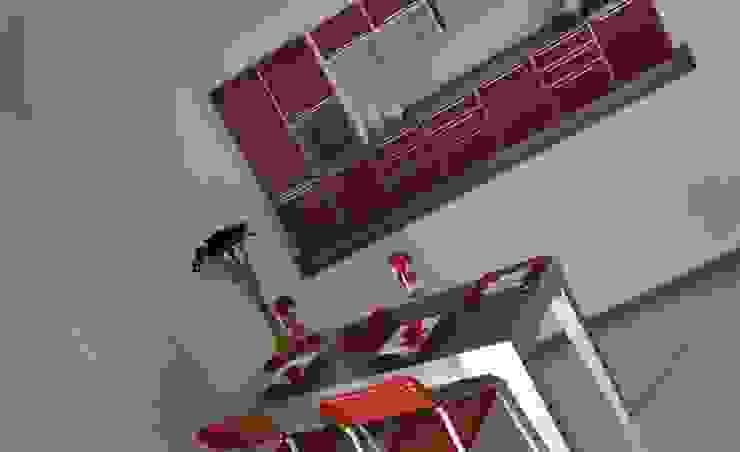 Cucina Sala da pranzo moderna di Gabriella Sala Design Moderno