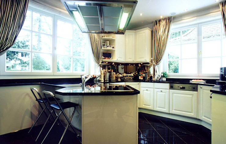 Villa in Monaco Cucina di Scultura & Design S.r.l.