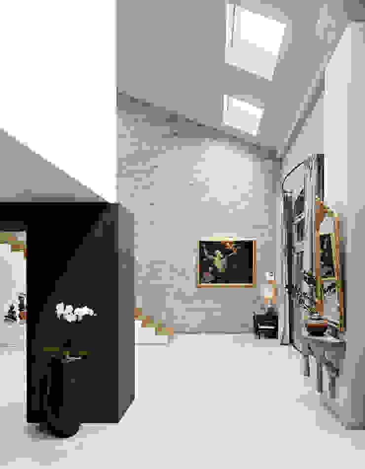 Loft Soggiorno minimalista di battistellArchitetti Minimalista