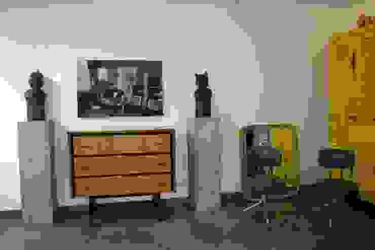 Vintage Salon moderne par mia casa Moderne