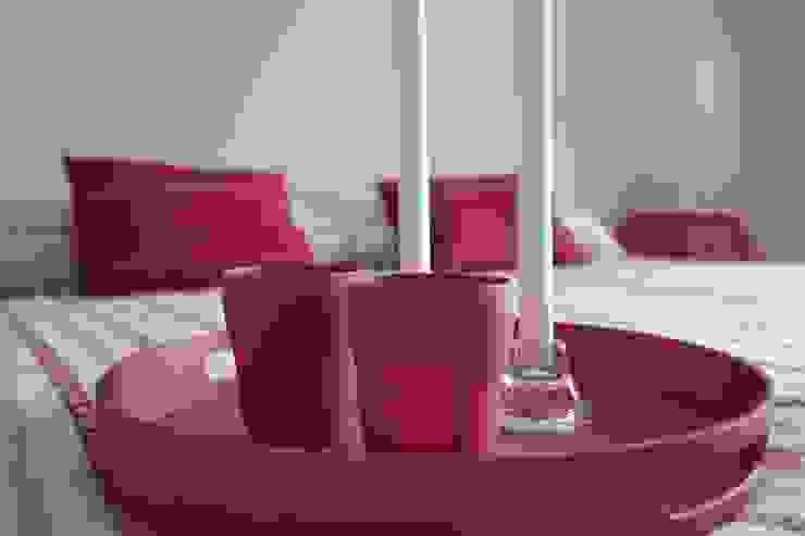 dettaglio camera letto di Gabriella Sala Design Moderno