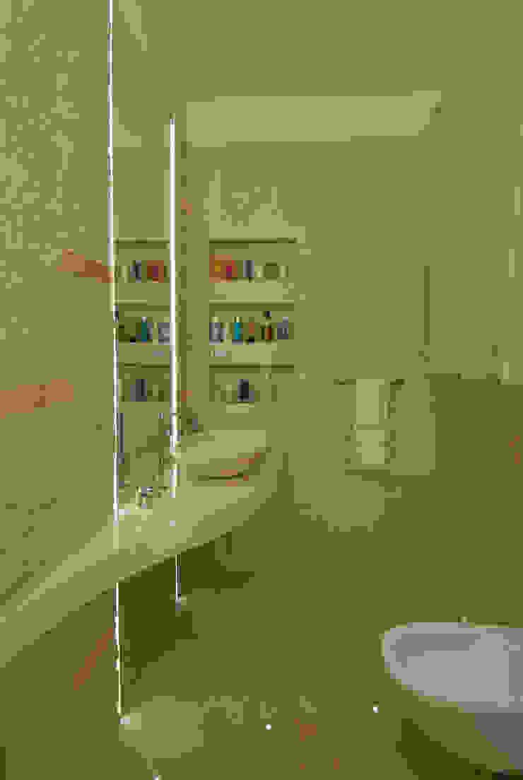 Villa in Sardinia Scultura & Design S.r.l. Bathroom