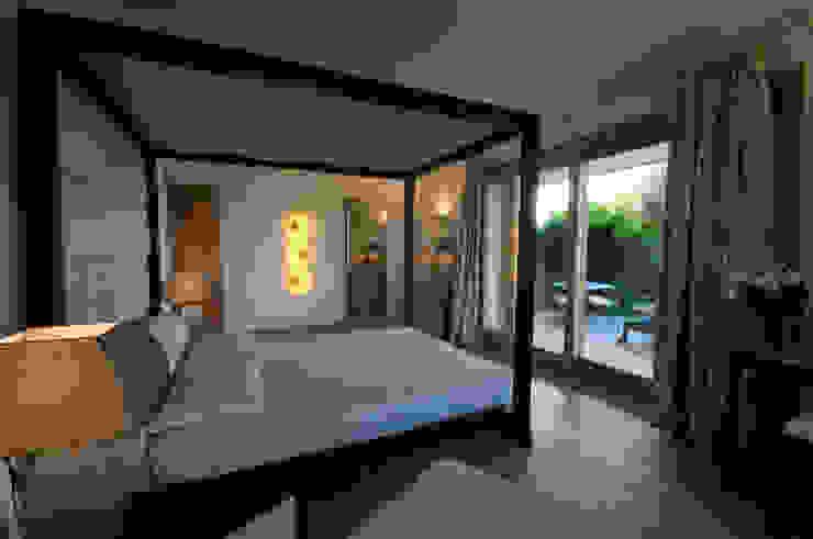 Villa in Sardinia Scultura & Design S.r.l. Bedroom