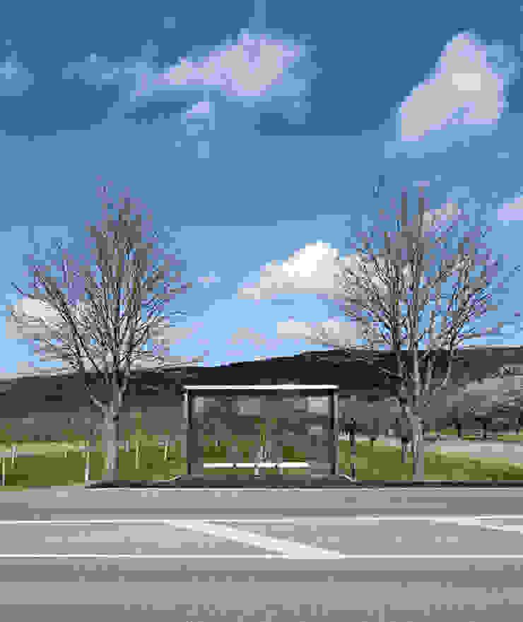 Vitra Campus. Bus stop. Marcela Grassi Photography Musei moderni