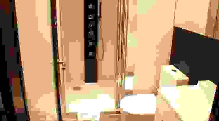 Baño Dormitorios de N.A. Construcción
