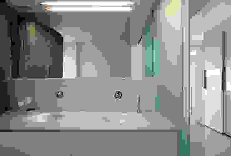 Casa Visiera Bagno moderno di ARCHICURA Moderno