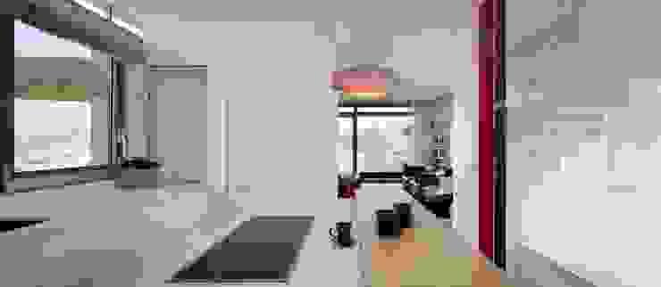 Casa Visiera Cucina moderna di ARCHICURA Moderno