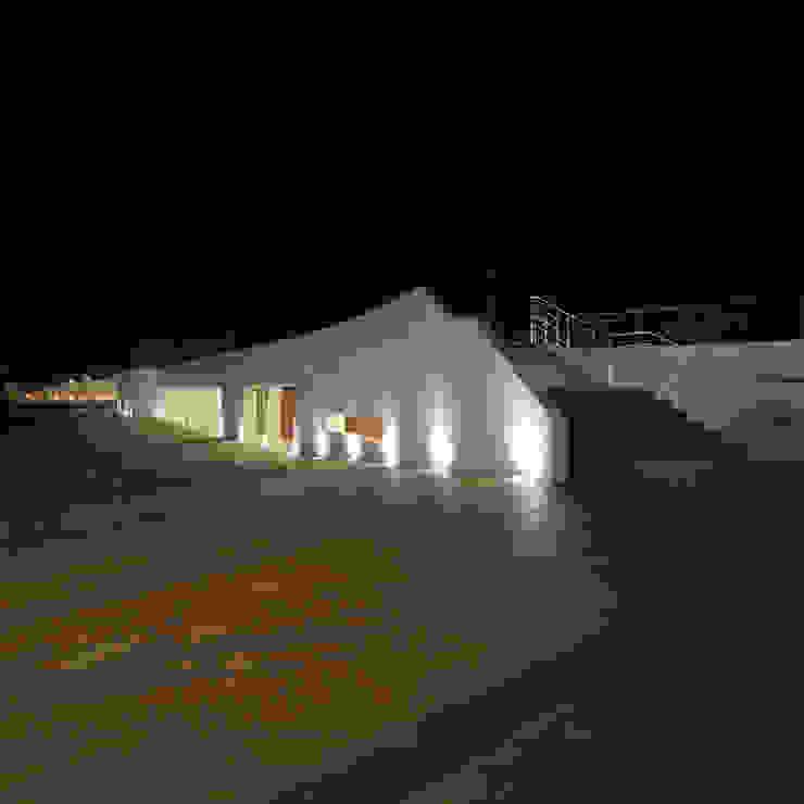 Parco Acquatico con Centro Benessere presso l'hotel Costa Verde a Cefalù Hotel moderni di Studio di Architettura e Design Moderno