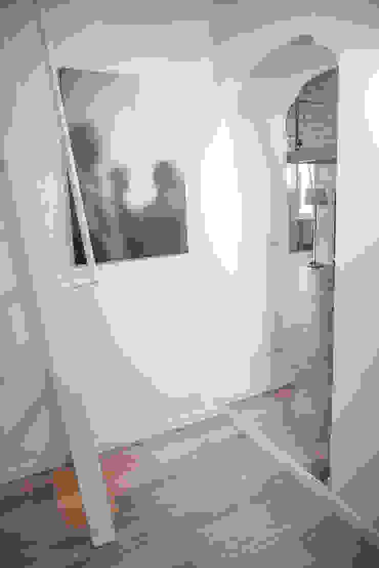 via delle Orfane Ingresso, Corridoio & Scale di con3studio