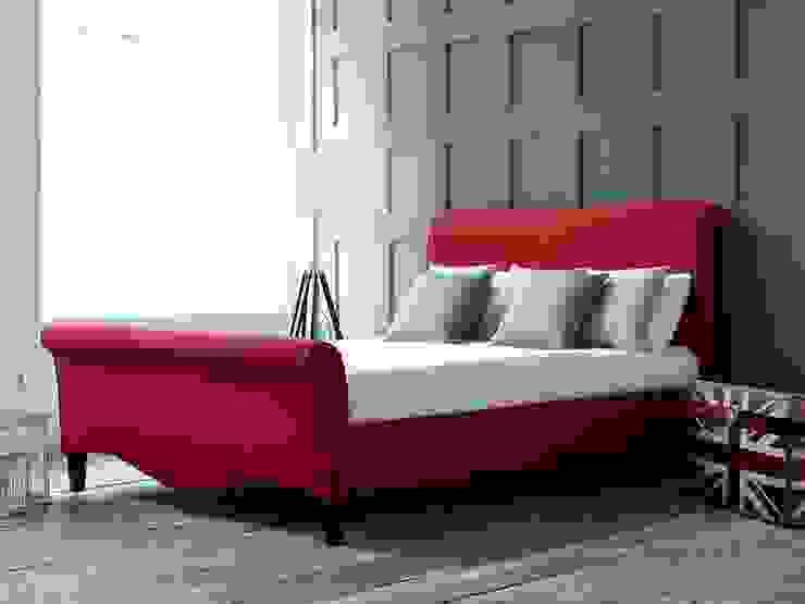 Macy Bed de Living It Up Moderno