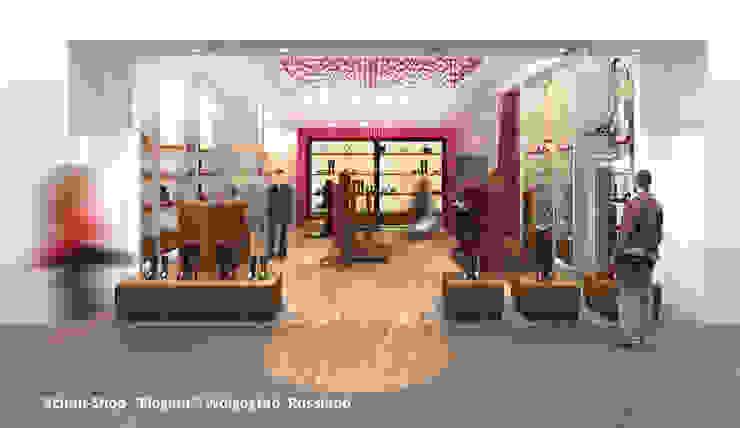 """Elegant-Shop - Bereich 2: preislich moderate """"Basic-Ware"""" Moderne Ladenflächen von GID│GOLDMANN-INTERIOR-DESIGN - Innenarchitekt in Sehnde Modern"""
