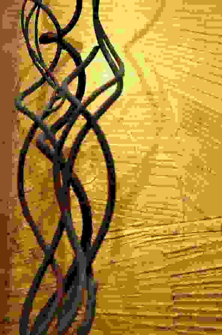 Metallspachtel Grandezza von Malek-Malerei Ausgefallen