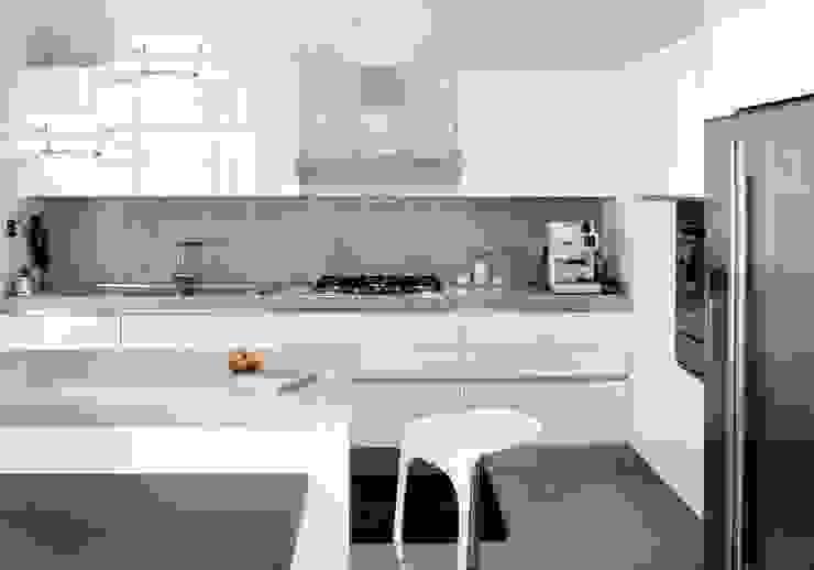 cucina di marta novarini architetto Moderno