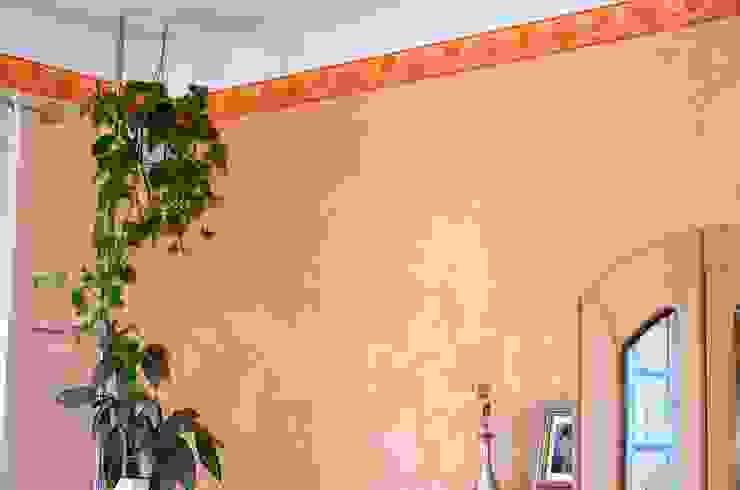 Spachteltechnik von Malek-Malerei Mediterran