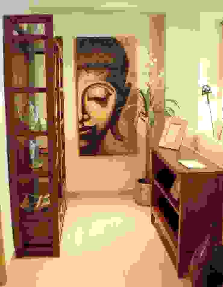 Paco Escrivá Muebles Couloir, entrée, escaliers coloniaux