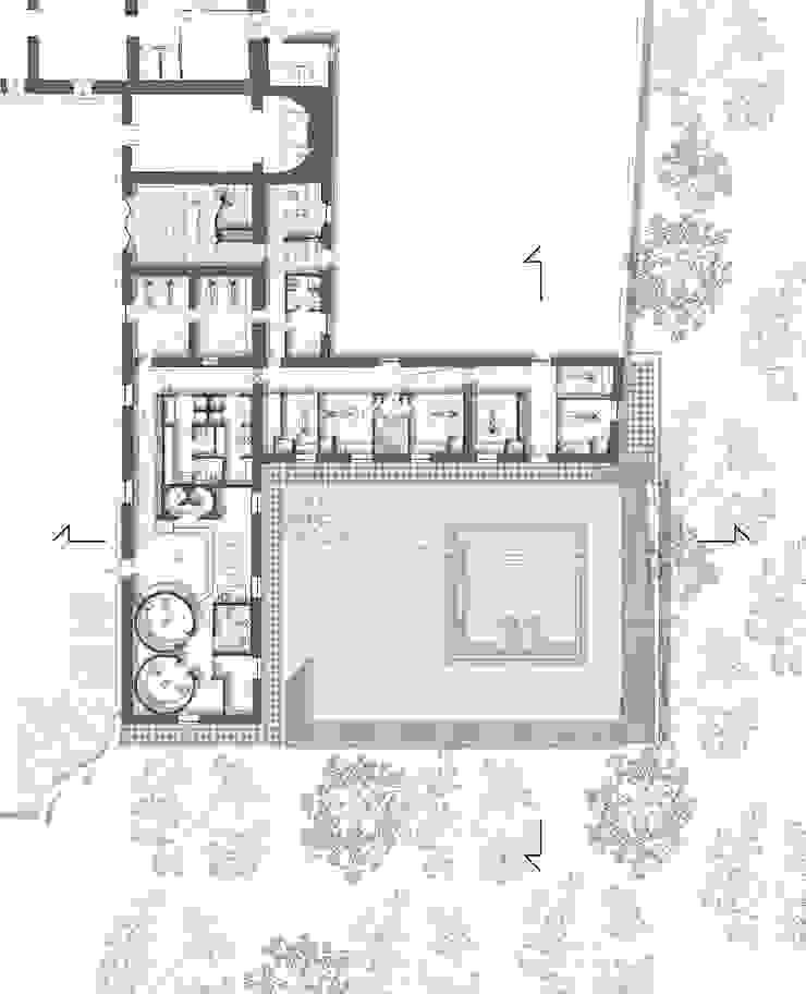 Moderne spa's van Studio di Architettura e Design Modern