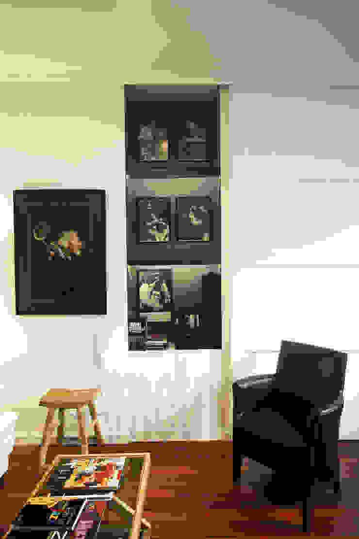 Salón Salones de estilo ecléctico de Ametrica & Interior, S.L. Ecléctico