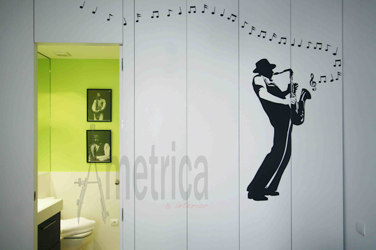 by Ametrica & Interior, S.L. Eclectic