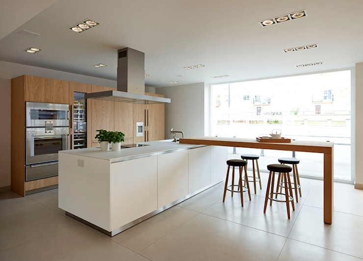 bulthaup b3 kitchen : modern  by hobsons choice, Modern